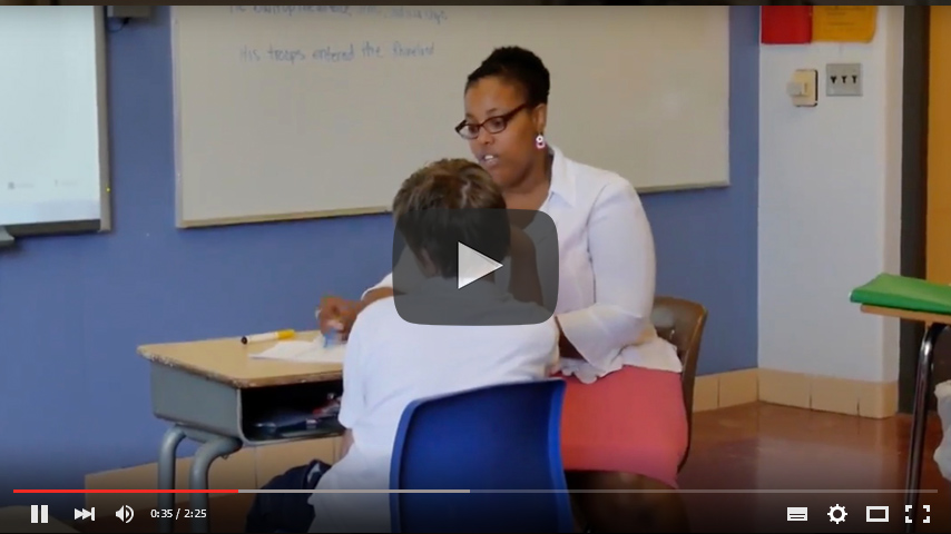 Special Education video